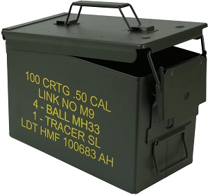 Ammobox US Army - 30 x 19 x 15,5 cm
